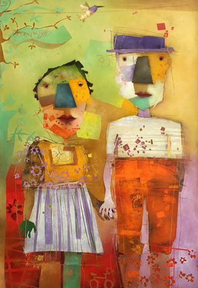 Latest work by Terri Hallman